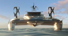 The worlds first self-sufficient sea vessel, Energy Observer, is due to leave her home port of Saint-Malo in Brittany, France, over the next few days on the first leg of a global voyage to test and promote renewable energy technologies. This isnt just any yacht though, it uses nothing but…