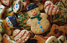 Glacé: ¿Cómo decorar galletas y queques?   Postres