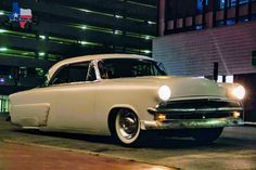My 53 Ford Victoria...