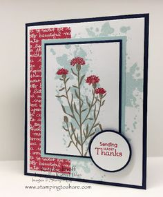 2015 VIDEO  Wild About Flowers Photopolymer Stamp Set	138728 Price: $21.00,  Gorgeous Grunge Clear-Mount Stamp Set	130517 Price: $18.00, Petite Pairs Clear-Mount Stamp Set	122497 Price: $21.00