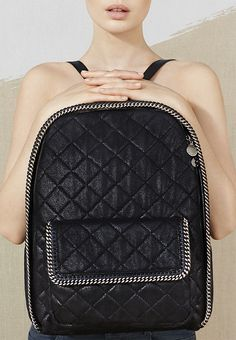 378171e5fcaf Classic backpack style gets a Stella McCartney update in our signature  Falabella style reworked in coveted