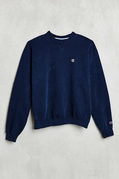 b6804db6361b Vintage Champion Blue Sweatshirt