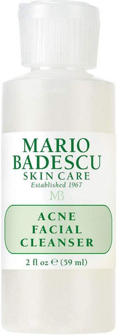 Only $8-Mario Badescu Travel Size Acne Facial Cleanser