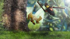https://flic.kr/p/ZerLBm | Kung Fu Fighting | Battle in the Forest