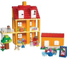 Lego Education Duplo Playhouse Set modern kids toys