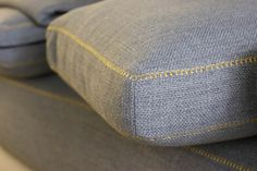 stitching detail on upholstered cushions - Google Search