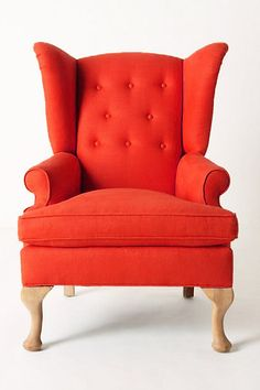 Simple Big Armchair 19 About Remodel Home Design Styles Interior Ideas with Big Armchair Love Chair, Take A Seat, Home Furniture, Orange Furniture, Furniture Chairs, Colorful Furniture, Accent Furniture, Modern Furniture, Mid-century Modern