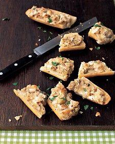 Artichoke Cheese Bread Recipe