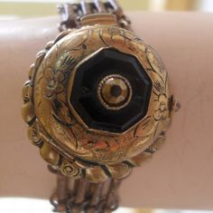 Victorian Locket Bracelet