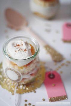 Orangen-Chai-Trifle