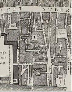 map Roque 1747