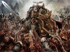 Black Templar Marshall by slaine69.deviantart.com