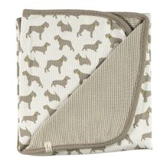 Reversible Blanket by Organic for Kids