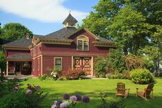 Mid Coast Maine B&B for sale. New price. $2,595,000. 12 guest rooms. STRONG business!