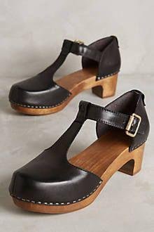 factory price 185d8 653d0 Kelsi Dagger Carla Clogs Tiendas, Zapatos, Zapatos Retro, Zapatos Antiguos,  Zapatos De