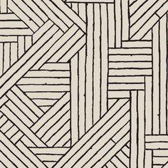Tiki Rattan 1b fabric by muhlenkott on Spoonflower - custom fabric
