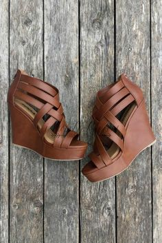 ae7306054611 SHOW ME OFF WEDGE Summer Wedges Shoes
