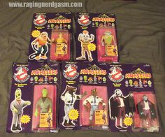 The Real Ghostbusters Monsters. Check out our flickr at http://www.flickr.com/photos/ragingnerdgasm/sets/72157630899110564/