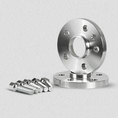 Wheel Spacers and Bolts Kit