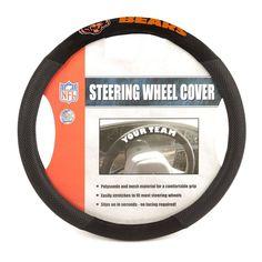 Chicago Bears NFL Mesh Steering Wheel Cover