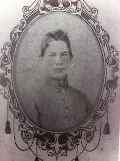 Wright P. Sandige, Company E, 17th Tennessee Infantry. He was slightly wounded at the battle of Perryville, October 8, 1862.