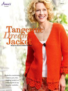 Crochet Cardigan, Jacket and Coat Patterns - Angelika's Yarn Store - Pattern up to 4X!