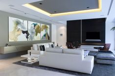 Luxury Home Located in Madrid, Spain