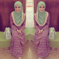 Hijabi. Hijabiers Islam. Muslim woman. Beautiful. Ladies fashion styles. Love