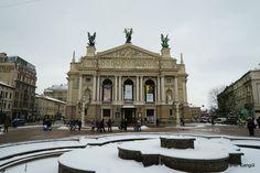 Lviv Opera Building