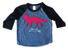 Items similar to little COYOTE tee on Etsy Business Pages, Trending Outfits, Tees, Girls, Mens Tops, Fashion, Toddler Girls, Moda, T Shirts