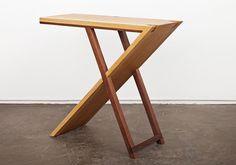 Zigzag Table #1 by Jason Kachadourian