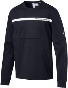 9f646c80d0 BMW Motorsport NightCat Men s Crew Neck