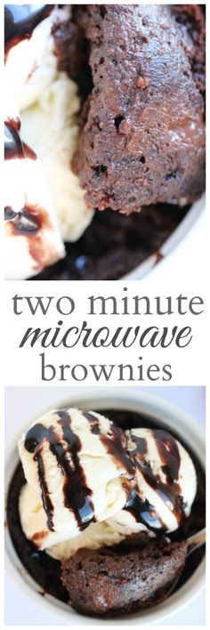Two Minute Brownie in a Mug - The Taylor House