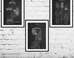 Affiche de la salle de bain Art de salle de par STANLEYprintHOUSE