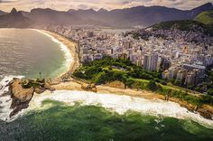 1. Ipanema | 18 Beautiful Latin American Beaches That You Need To Go Visit Right Now