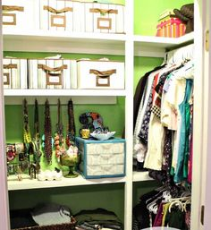 Closet Organization Tips   Multi Purpose Closet   Click Pic For 36 DIY Closet  Organizer Ideas | Organization | Pinterest | Closet Organization, ...