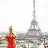 today's travel guide from @finduslost combines two of our favorite things… paris and @papercrown! 🇫🇷 head to le blog today for this style-guide-meets-travel-guide sharing everything to do, see, eat, drink, and wear in the city of love {and to shop the @papercrown sedona jumpsuit pictured above 👆🏼} http://liketk.it/2qZTL #liketkit @liketoknow.it