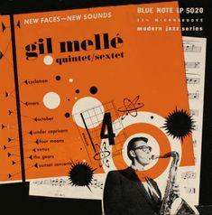 Gil Melle Quintet And Sextet 1953