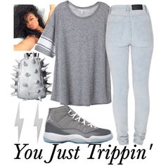 Trippin'-- by be-you-tiful-flower on Polyvore featuring Victoria's Secret, Cheap Monday, MadPax, Edge Only and NIKE