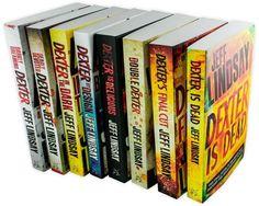 Dexter Series By Jeff Lindsay Novel Collection 8 Books Set
