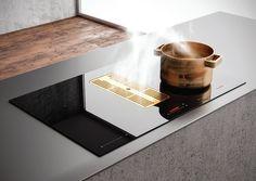Indukční deska s integrovanou digestoří SIRIUS S -DDH3. Rychlost proudění vzduchu odsavače je 9 metrů za sekundu. Indukce disponuje technologií G5 👌😊  WELCOME TO FIRST CLASS Business Opportunities, Kitchen, Easy, Home Decor, Technology, Cooking, Decoration Home, Room Decor, Kitchens