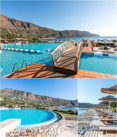 Hotel review - Staying at Blue Palace Resort & Spa , Crete , Greece. Luxury resort for honeymoon! Click through to read more @ www.hedonistit.com
