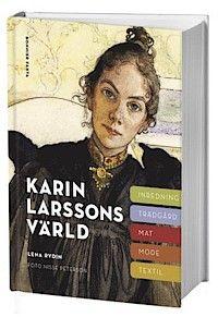Karin Larssons värld (inbunden)