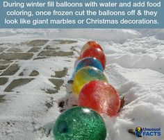 Fun Christmas decoration for the kids to make!