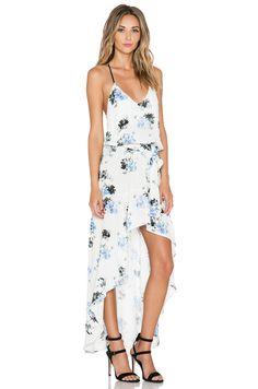 Yfb iman maxi dress