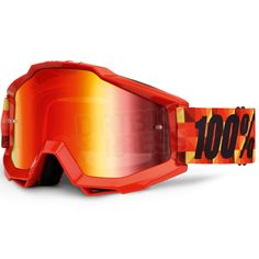 NEW 100% Accuri goggles NOW IN STOCK