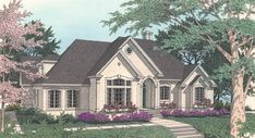 Featured House Plan: 2358 ft2