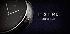 MotorolaはGoogleが発表したAndroid WearウェアラブルOSの最初のハードウェア・パートナーの1社だ。Motorolaは最近Lenovoが買収するまでGoogle傘下の会社だったからこれは驚くに当たらないだろう。新しいMoto 360はクラシックな時計らしい円形のデザインを採用している(Android Wearではデバイスのスクリーンとして角型と丸型を選択することができる)。また最近のGoogleのデバイスで標準となったOk Googleという音声コマンド入力を常時受け付ける。