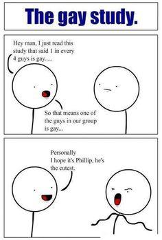 The Gay Study! LGBT Humor Tumblr...