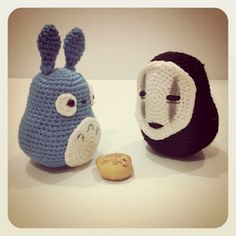 I believe this designer has patterns coming soon... but check out her blog anyway. She has awesome pictures of all her ami amigurumei.blogsp...